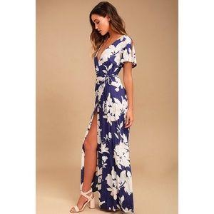 Flynn Skye look-alike wrap dress, XS